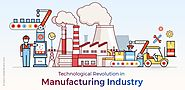 Driving IIoT in Manufacturing: Mobile Apps for Manufacturing Industry