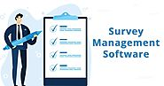 What is Online Survey Management Software?