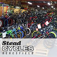 stead cycles on Behance