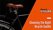 Choosing the Right Bicycle Saddle - Stead Cycles