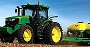 Farm Equipment Rental App