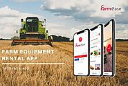 Farm Equipment Rental App - Farmease App