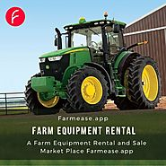 farm equipment rental and sale