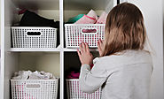 Tips: How to Organize Your Child's Wardrobe