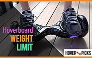 The Ultimate Guide On Hoverboard Weight Limit - Hover Picks