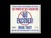 Brian Tracy the power of self discipline