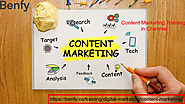 Content Marketing Training in Chennai