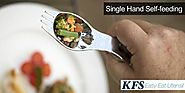 Single Hand Self-Feeding - Disability Cutlery