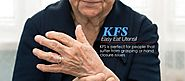 About Us - KFS Easy Eat Utensil - Cutlery for Disabled - Disability Cultery