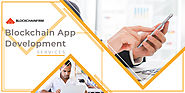 blockchain based mobile application development