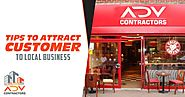 Tips To Attract Customer to Local Business With Shopfront in Central London