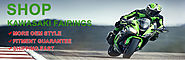 Sport bike Motorcycle's Bodywork Kawasaki Fairing kits