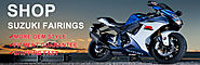 Get the Stylish Suzuki Fairings at Affordable Rates