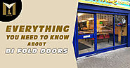 Everything You Need to Know About Bi-Fold Doors In North London