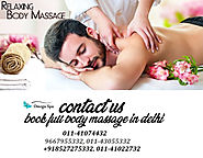 Omega Spa - High Class Full Body To Body Massage Centers In Delhi