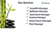 Omega Spa Best Full Body Massage Center In Lajpat Nagar Delhi