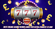 Best Online Casino Bonus Gives You Extra Chances to Win