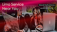 Limo Service Near You - (800) 942-6281 | Visual.ly