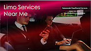 Limo Services Near Me - (800) 942-6281 | Visual.ly