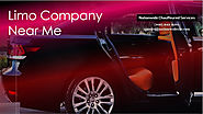 Limo Company Near Me - (800) 942-6281 | Visual.ly