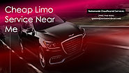 Cheap Limo Service Near Me - (800) 942-6281 | Visual.ly