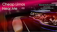 Cheap Limos Near Me - (800) 942-6281 | Visual.ly