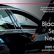 Black Car Service Near Me | Visual.ly