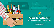 Launch an alcohol delivery app like Uber today!