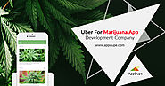 Uber for Marijuana delivery services