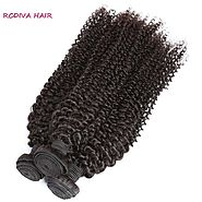 Reasons for the growing popularity of human hair bundles