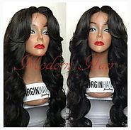 Planning to buy lace wigs?? Reasons why you should go for human hair lace wigs!!