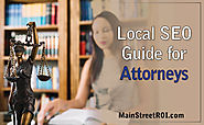 Guide to Local SEO for Lawyers: 5 Steps to Rank Higher in Google