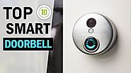 Top 10 Best Smart Doorbell For Your Home | Wireless Doorbell Camera |