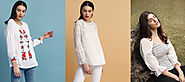 7 Beautiful White Tops to Kick-start Your Summer – Ranna Gill