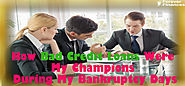 How Bad Credit Loans Were My Champions During My Bankruptcy Days