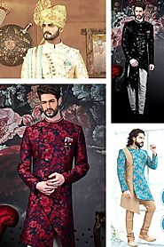 Latest Indo-Western Fusion Trend for Men