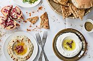 Find Lebanese Food In Central London