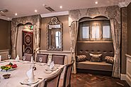 Private Dining Rooms At Ishbilia