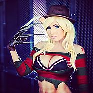 Jessica Nigri as Freddy Kruger