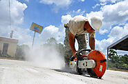 How to Cut Concrete? Check out our Top Five Tips!
