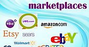 Online Marketplace and Data Feed Management Services