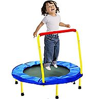 How Kids Indoor Trampolines Encourage Health – Happy Trampoline