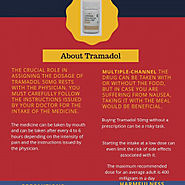 Tramadol: An Effective Pain Reliever