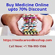 Website at https://medscareonlineshop.com/