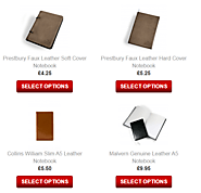 Book Branded Leather Diaries At Affordable Rates