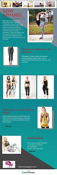 Get the Perfect Fit for Pilates Class | Pilates Clothes
