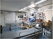 Looking for KF MOBILE Mobile Field Hospital and X-Ray & Sterilization Shelter Services