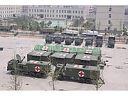 Mobile Field Hospital, Mobile Hospital - KF Mobile Systems