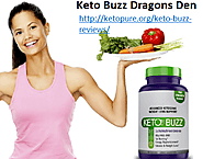 Keto Buzz Dragons Den