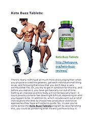 Keto Buzz Tablets in UK | Keto Buzz Reviews, Dragons Den